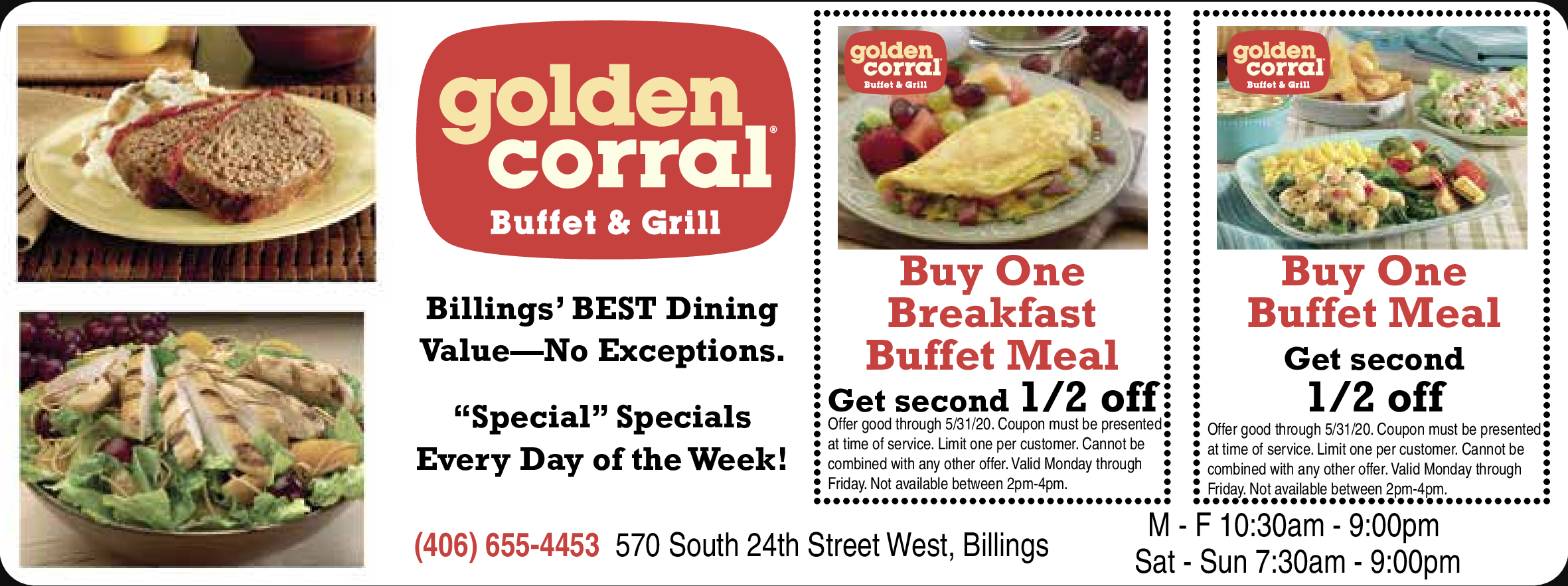 This is a photo of Rare Hometown Buffet Coupons January 2020